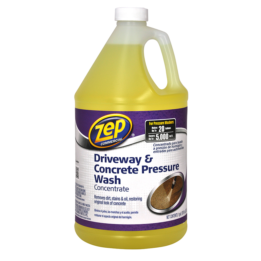 Shop zep commercial driveway and concrete pressure washer for Best pressure cleaner for concrete