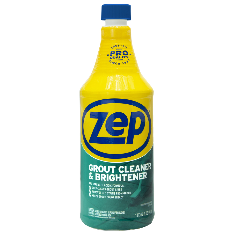 Shop zep commercial 32 oz grout cleaner at for Grout cleaner