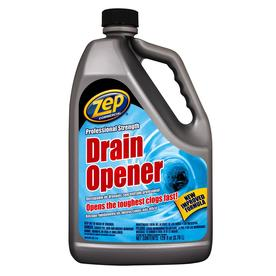 Zep Commercial Professional Strength 128-oz Drain Cleaner Pour Bottle