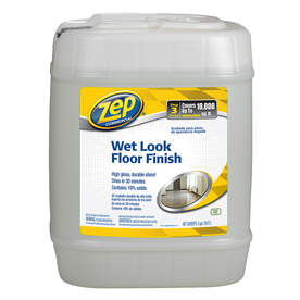 Zep Commercial Wet-Look 5-Gallon Floor Polish