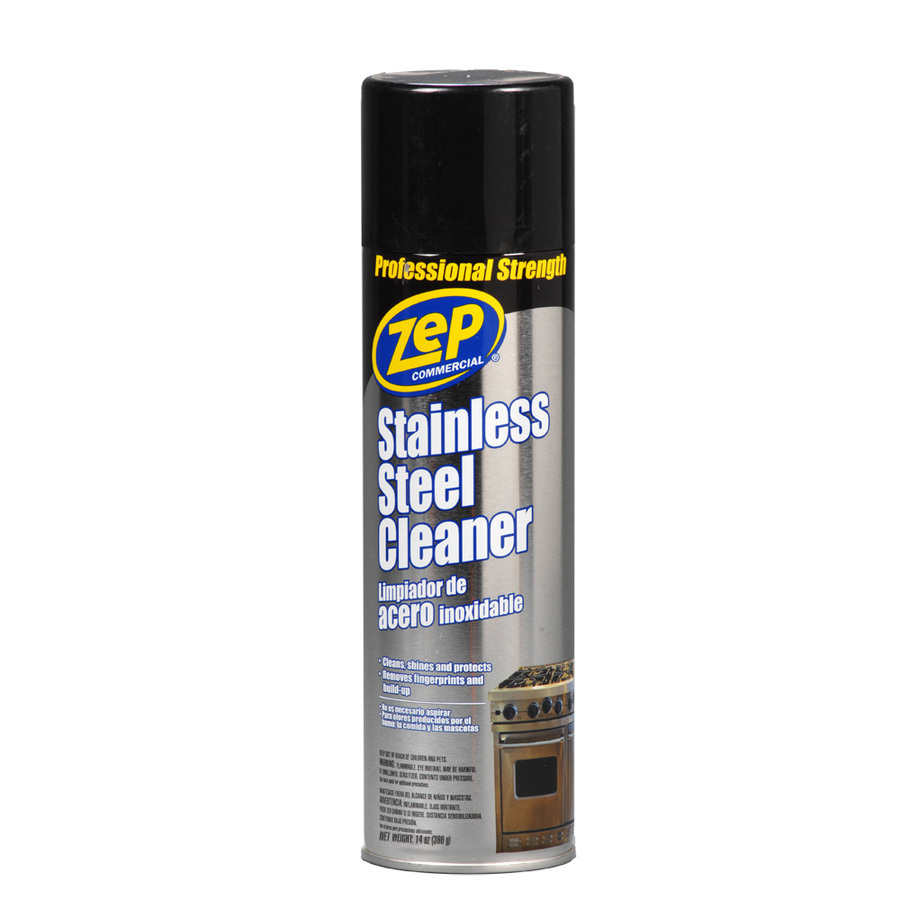 Shop Zep Commercial 14 oz Stainless Steel Cleaner at Lowes.com