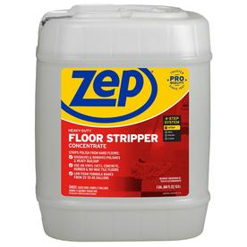 Zep Commercial Heavy-Duty Stripper Concentrate 5-Gallon Vinyl Floor Cleaner