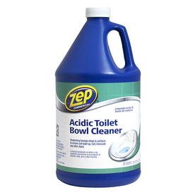 Shop Zep Commercial Acidic 128 Fl Oz Toilet Bowl Cleaner