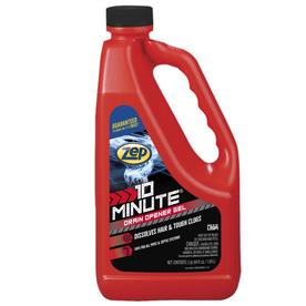 Zep Commercial 10-Minute Hair Clog Remover 64-fl oz Drain Cleaner