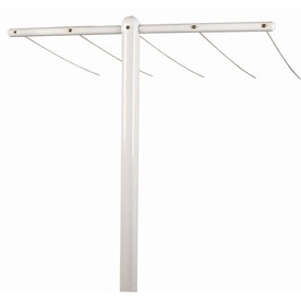 Household Essentials Metal Clothesline