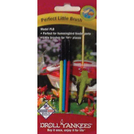 Droll Yankees Hummingbird Feeder Brush