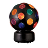 Style Selections 11-in Multicolor Disco Ball Party Light