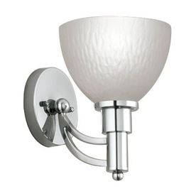 Shop Portfolio Chrome Bathroom Vanity Light at Lowes.com