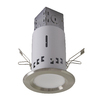 Utilitech Pro Brushed Nickel LED Remodel Recessed Light Kit (Fits Opening: 3-in)
