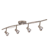 Portfolio Steel-Stainless Linear Track Light Track