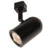 Portfolio 1-Light Black Roundback Linear Track Lighting Head