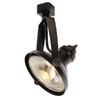 Portfolio 1-Light Black Gimbal Linear Track Lighting Head
