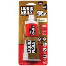 Shop Liquid Nails Small Projects Interior Repair Adhesive At