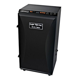 Cajun Injector 650-Watt Electric Vertical Smoker (Common: 34.8-in; Actual: 33.3-in)