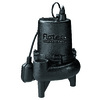 Flotec 0.75-HP Cast Iron Sewage Sump Pump