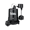 Flotec 0.75-HP Cast Iron Submersible Sump Pump