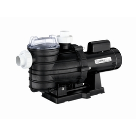 Utilitech 1.5-HP Thermoplastic Pool Pump