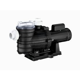 Utilitech 1.5-HP Thermoplastic Pool Pump