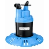 Utilitech 0.25-HP Thermoplastic Submersible Utility Pump