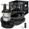 Flotec 0.25-HP Thermoplastic Submersible Utility Pump