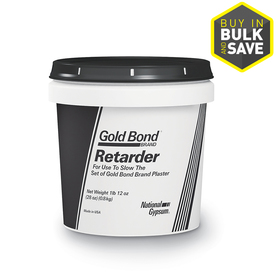 Shop Gold Bond Retarder Bucket At