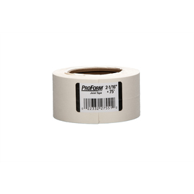 ProForm 2-1/16-in x 75-ft White/Buffed Joint Tape