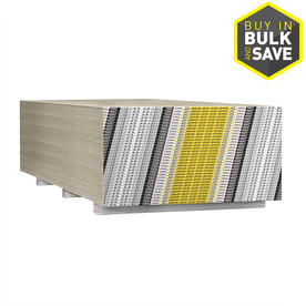 Gold Bond Drywall Panel (Common: 1/2-in x 4-ft x 8-ft; Actual: 0.5-in x 4-ft x 8-ft)