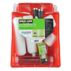 Rubbermaid 9-Piece Paint Tray Kit
