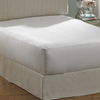 Aller-Ease Hot Water Wash White Twin Mattress Cover Set