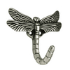 Brainerd Metal Dragonfly Garment Hook