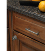 betsyfieldsdesign 3-in Center-to-Center Brushed-Satin Pewter Bar Cabinet Pull
