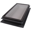 Sun-Tek Fixed Miami-Dade Skylight (Fits Rough Opening: 22.5-in x 46.5-in; Actual: 30.375-in x 54.375-in)