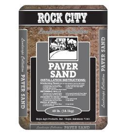 Rock City 40-lb Leveling Paver Sand