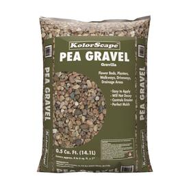 Rock City 0.5 cu ft Pea Gravel