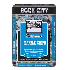 Rock City 0.4 cu ft Marble