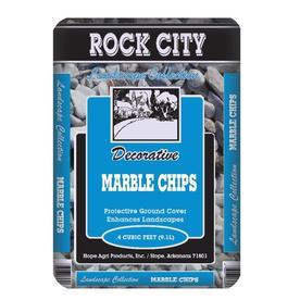 Rock City 0.4-cu ft Marble