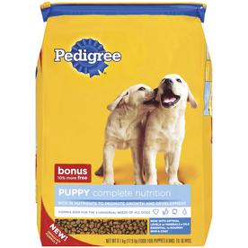 Pedigree 17.9-lbs Healthy Puppies Dog Food