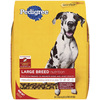 Pedigree 36.4 lbs Large Breed Adult Dog Food