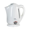 T-fal White 7-Cup Electric Tea Kettle