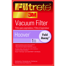 3M Vacuum Filter for Upright Vacuums