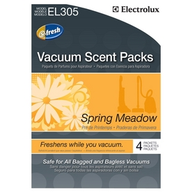 Electrolux S-Fresh Vacuum Scent Packs