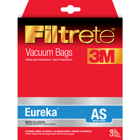 3M 3-Pack Disposable Paper Vacuum Bag
