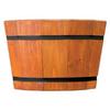 "Matthews Four Seasons 17"" Shallow Heartwood Barrel Tub"