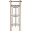 Matthews Four Seasons 30-in W x 72-in H Coastal Grey Garden Trellis