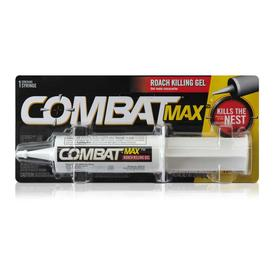 Combat 2.1-oz Combat Source Kill Max R3 Advanced Formula Roach Gel Syringe 2340051960