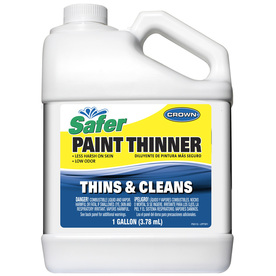 Crown 1-Gallon Slow to Dissolve Paint Thinner