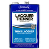 Crown 1-Gallon Fast to Dissolve Lacquer Thinner