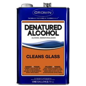 Crown 1-Gallon Fast to Dissolve Denatured Alcohol