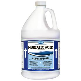 Crown 1-Gallon Muriatic Acid