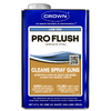 Crown 1-Quart Pro Flush Low VOC